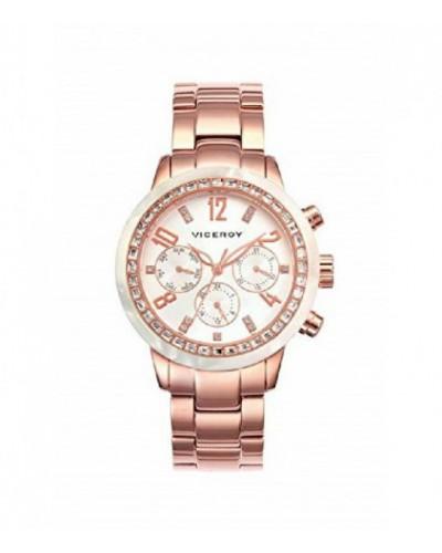Rellotge Viceroy senyora braçalet rosé. - 47810-05