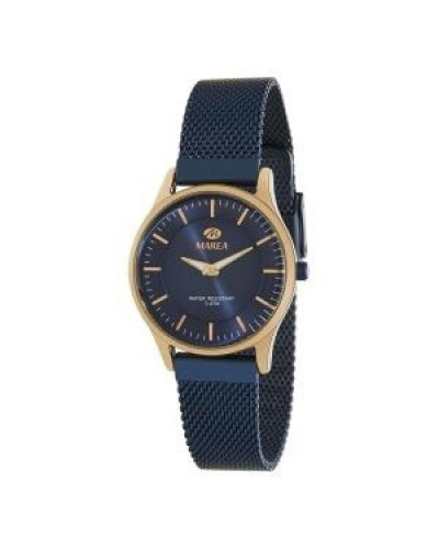 Reloj Marea señora brazalete azul. - B54118/1