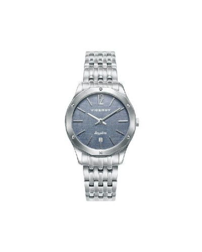 Reloj Viceroy de señora con brazalete de acero. - 471134-35
