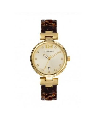 Reloj Viceroy de señora con brazalete de acetato. - 47696-25