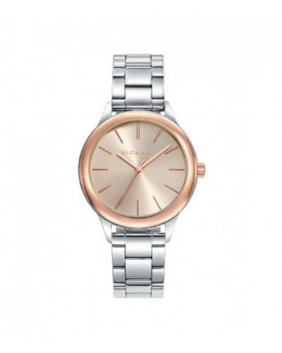 Reloj Viceroy de señora con brazalete de acero. - 401034-97