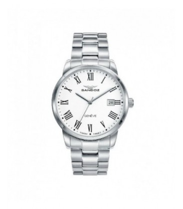Rellotge Sandoz cavaller amb braçalet d'acer. - 81439-03