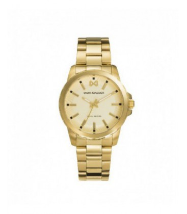 Reloj Mark Maddox señora acero IP dorado. - MM0115-97