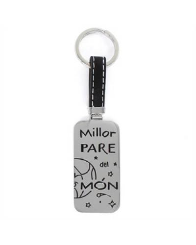 Clauer del pare d´acer MILLOR PARE DEL MÓN. - 9108164