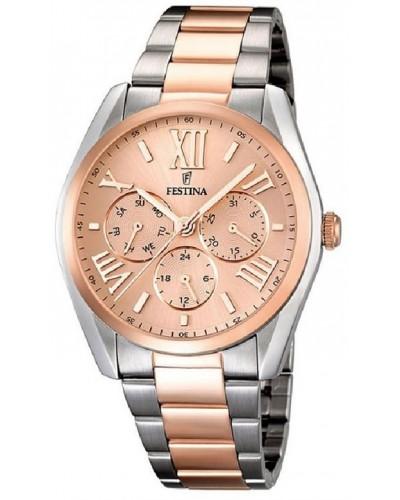 Rellotge Festina unisex braçalet bicolor. - F16751/4