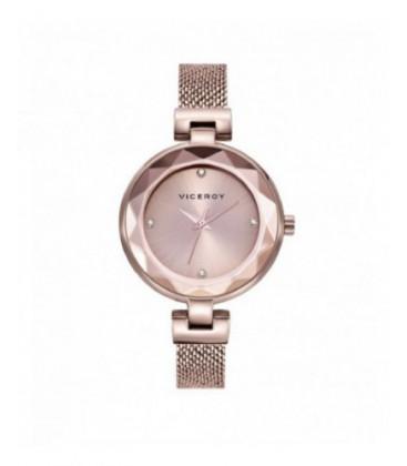 Reloj Viceroy señora acero IP rosa. - 471298-97