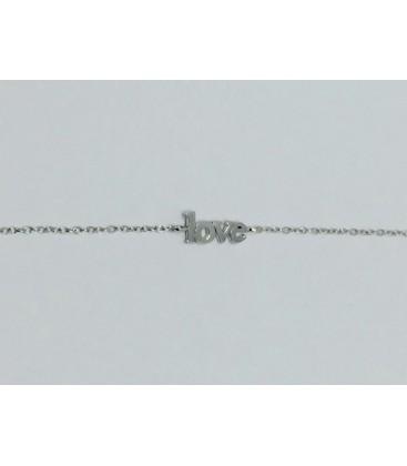 Pulsera de plata Viceroy LOVE. - 5029P000-00