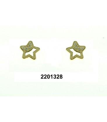 Pendientes oro - 2201328