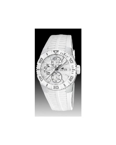 Rellotge Lotus senyora corretja cautxú. - 15779/1