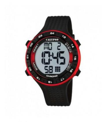 Reloj Calypso digital caballero. - K5663/4