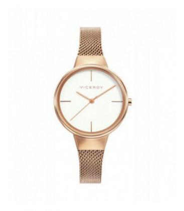 Reloj Viceroy señora brazalete IP rosa. - 42350-07